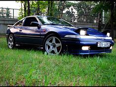 Mitsubishi Eclipse 1G GST, 1992