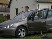 Peugeot 307 sw Chillwagon, 2003