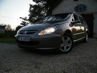 Peugeot sw Chillwagon , 2003