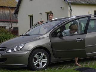 Peugeot 307 sw Chillwagon, 2003