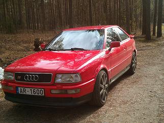 Audi 20V turbo quattro , 1992