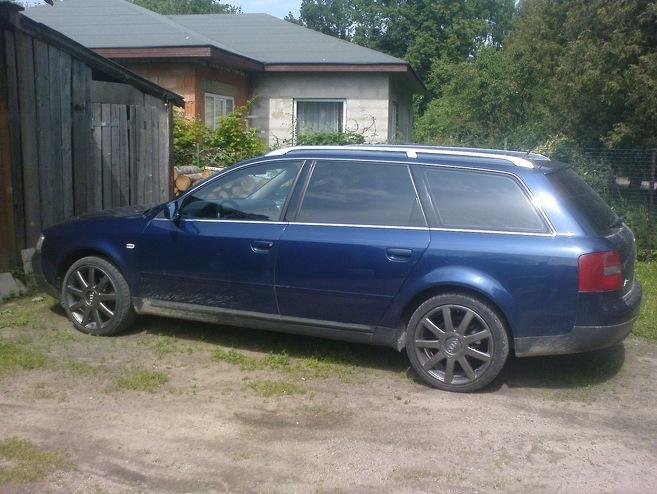 Audi A6 AVANT 2.5 TDi V6, 1999