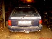 Mazda  323 universāls, 1993