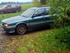 Mitsubishi Galant 2. paaudze, 1989