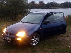 Mazda 323 C, 1996