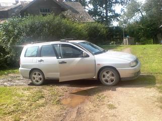 Seat Vario - darba auto , 1998