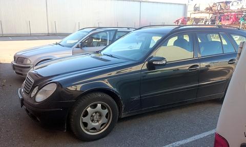 Mercedes-Benz E 280 CDI, TA