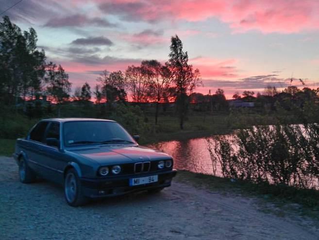 BMW 316 , 1989