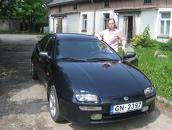 Mazda 323 F, 1996