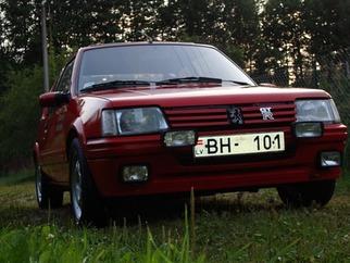 Peugeot GTI 1.9 MI16 , 1989