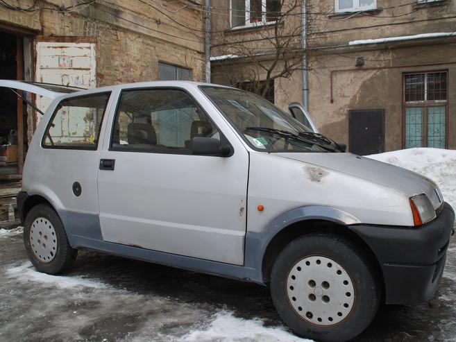 Fiat Cinquecento , 1990