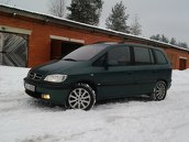 Opel Zafira ECO Tec, 2003