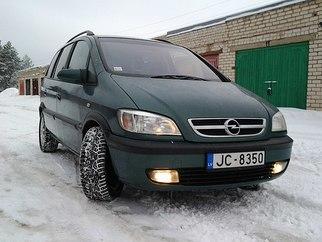 Opel ECO Tec , 2003