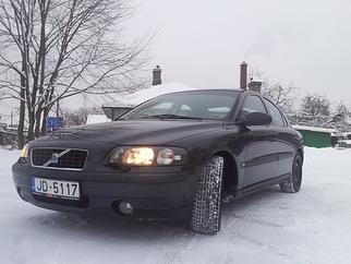 Volvo S60 T5, 2001