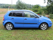 VW Polo 1.4 tdi, 2004