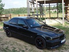 BMW 320 melnis, 1994