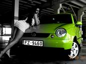 VW Lupo salātiņš green edit, 1998