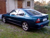 Honda Accord coupe, 1994