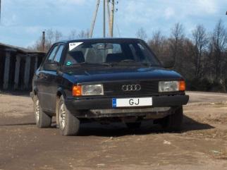 Audi quattro , 1983