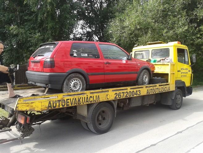 VW Golf MK3 1.9TDI, 1994