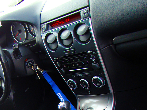 Mazda , Upgrade BOSE STEREO System