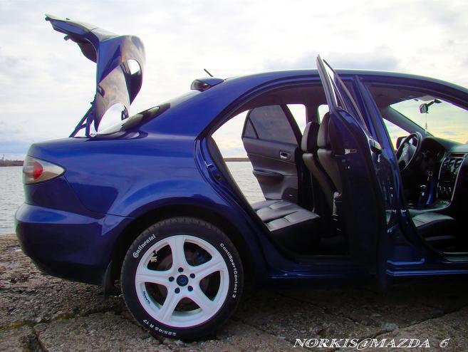 Mazda 6 , 2004