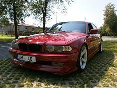 BMW 740 E38, 1997
