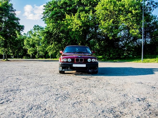 BMW 525 Baby, 1991
