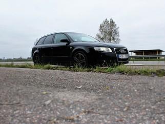 Audi avant , 2007