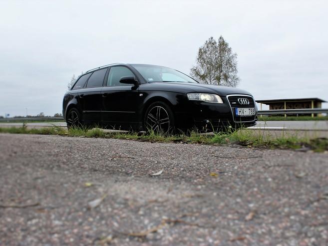 Audi A4 avant, 2007