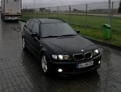 BMW 320 320d, 2002