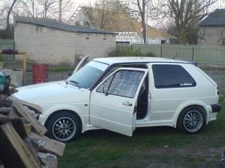 VW GUFY , 1987