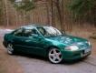 Honda Civic coupe, 1996