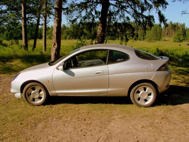 Ford Puma , 1997