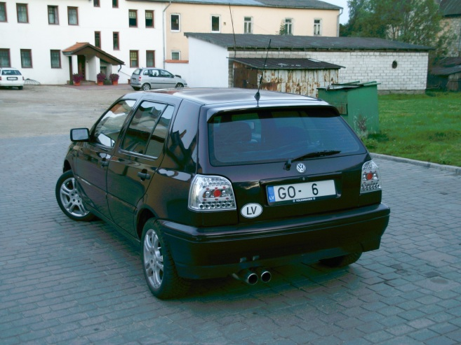 VW Golf 2.8 VR6, 1995
