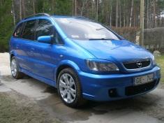 Opel Zafira OPC, 2002