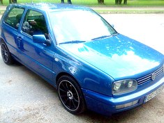 VW Golf TDI 110zs, 1997