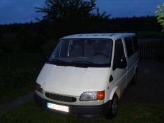 Ford Transit 2.5TD, 2000