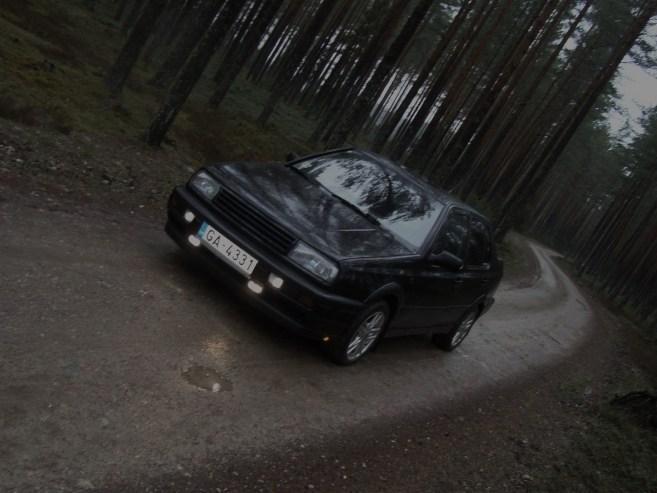 VW Vento GTD, 1993