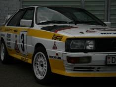 Audi QUATTRO - Urka, 1986