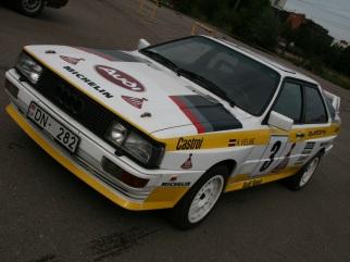 Audi - Urka , 1986