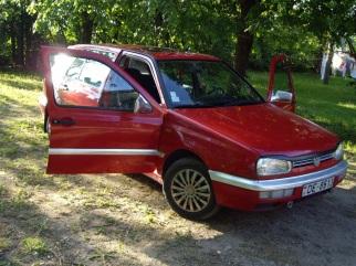 VW reddevill , 1995