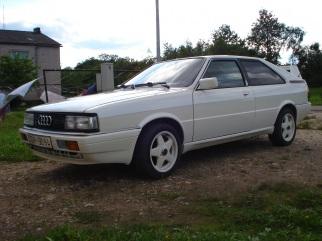 Audi kupis , 1986