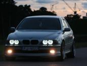 BMW 525 bremari 777, 1998