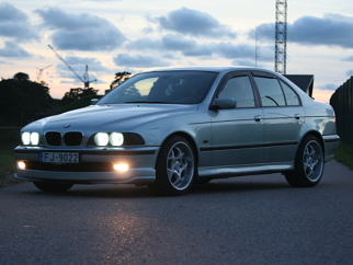 BMW bremari 777 , 1998