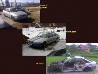 Mazda GLX , 1991