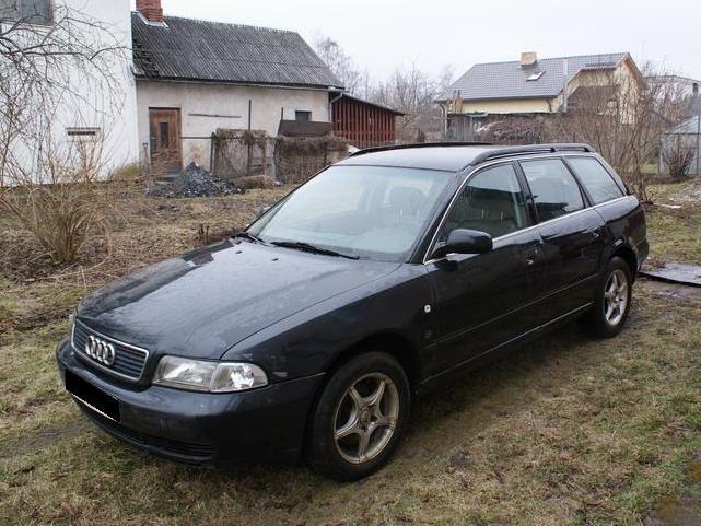 Audi A4 Avant, 1996