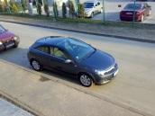 Opel Astra GTC turbo panorama, 2008