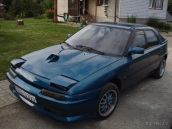 Mazda 323 f, 1991