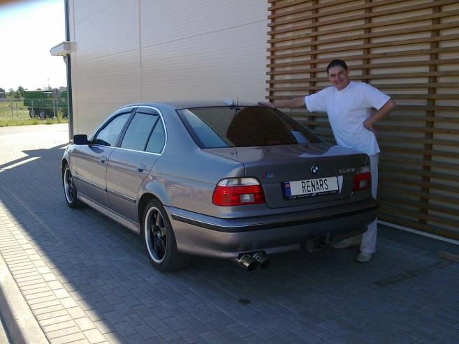 BMW 540 , 1996